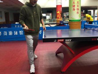 汇港乒乓球俱乐部(华茂店)