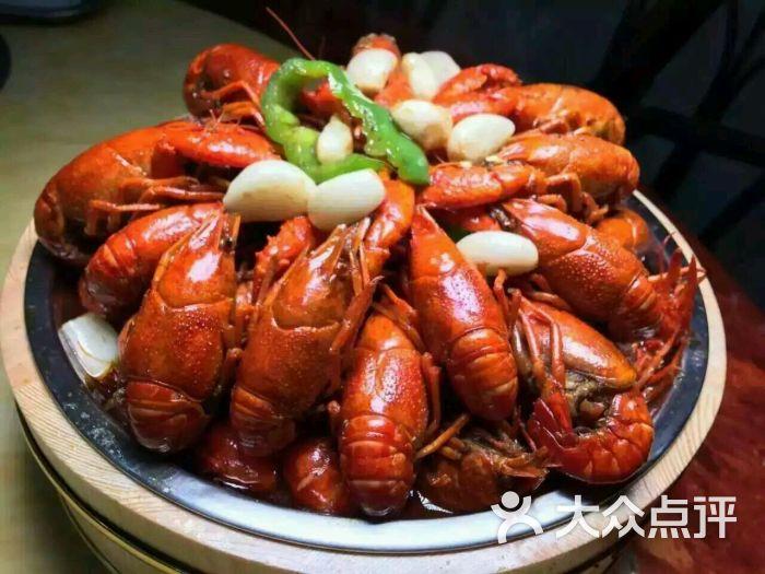 v图片图片-蒜香小美食国际-霸州市美食-大众点评时代西安龙虾立丰海鲜图片