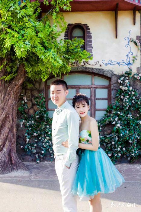 米兰春天婚纱摄影-图片-西安结婚-大众点评网