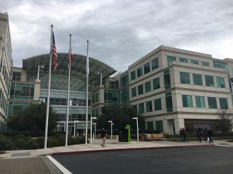 硅谷蘋果公司總部
