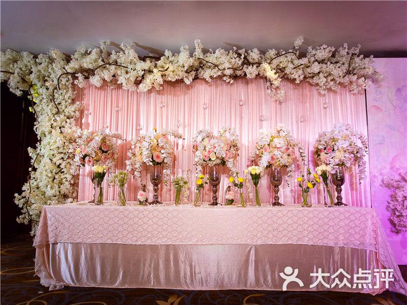 粉色唯美-爱羽西高端婚礼定制-南京结婚-大众点评网