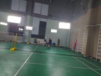 文体活动中心羽毛球馆
