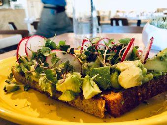 Cafe Gratitude(Venice)