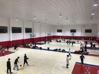 八一富邦篮球公园