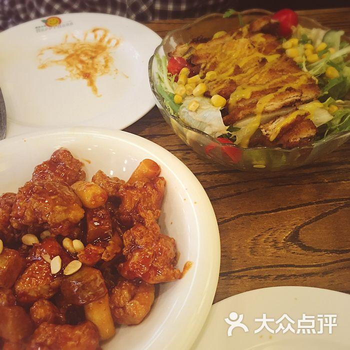 嗨噼哪啦比萨湖北美食-图片-韩国美食-大众点评餐厅吉林的500字图片