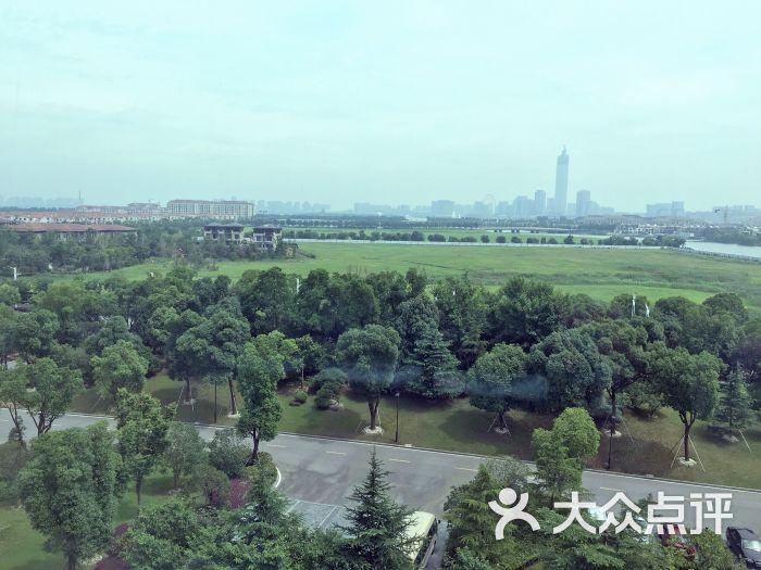 蘇州金雞湖大酒店窗外風景圖片 - 第2014張