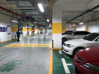 汉口城市广场停车场