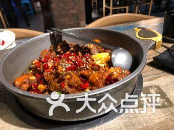 鸡遇虾煲(小寨百盛店)