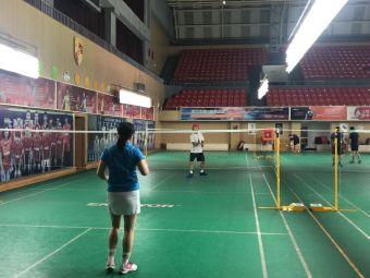 體育中心羽毛球館