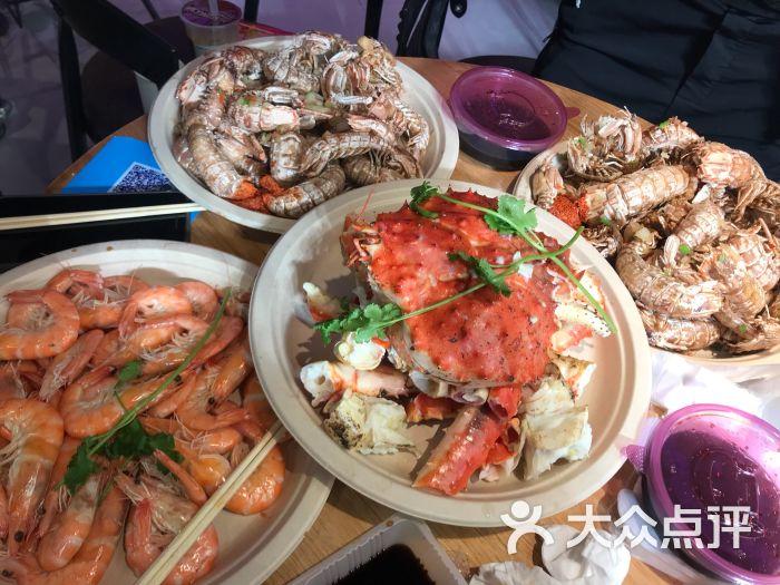 海鲜 美食 700_525