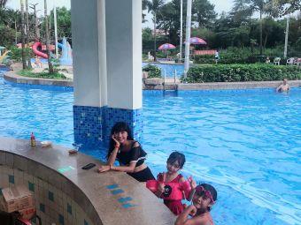 碧桂花城大酒店游泳池