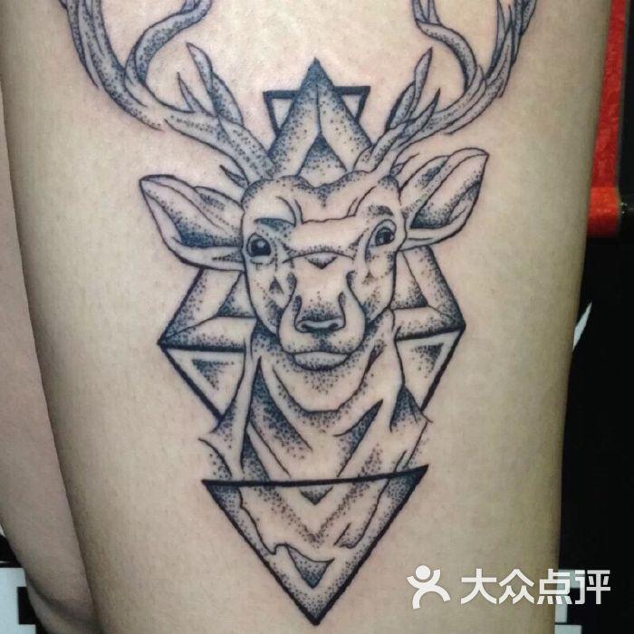 深圳市翼尊堂刺青工作室手臂艺姬图片-null纹身-大众
