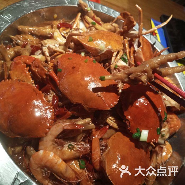 土豆蟹煲的做法图解