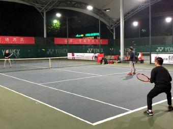 天健体育运营管理公司网球馆