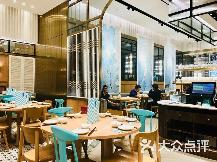 莆田餐厅(无限极荟v餐厅图片店)广场-第4张装修房子找设计师图片