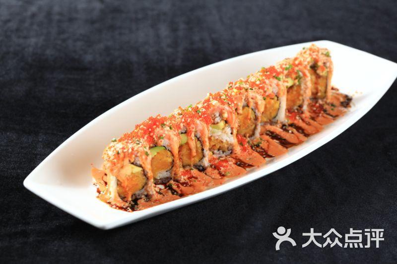 爵士屋jazzya(和食·洋食)嫩烤三文鱼配千岛酱寿司图片 - 第691张