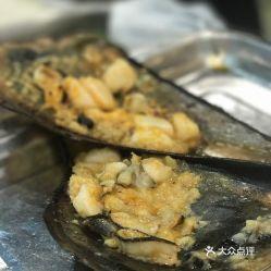 黄带子是什么_小龙虾  闵行区  曹胖子龙虾馆(黄桦路店) 烤大带子  相册(41)