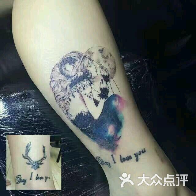 刺青 纹身 640_640图片