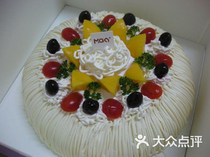 米旗(铁西百货店)栗蓉蛋糕图片 - 第2张