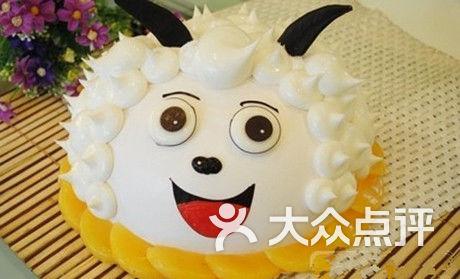 千吉蛋糕-美羊羊图片-武汉美食-大众点评网