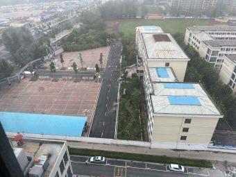 涟水金城外国语学校