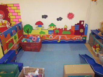 机关幼儿园(城墙路)