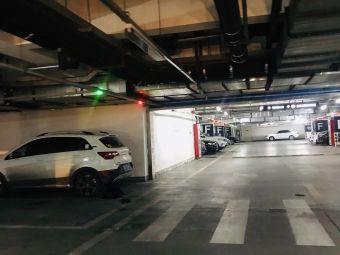 鑫盛·财富广场-停车场
