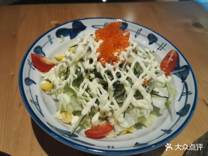 食·料理-烫嘴烤物专门店(体育东路店)杂菜沙拉图片