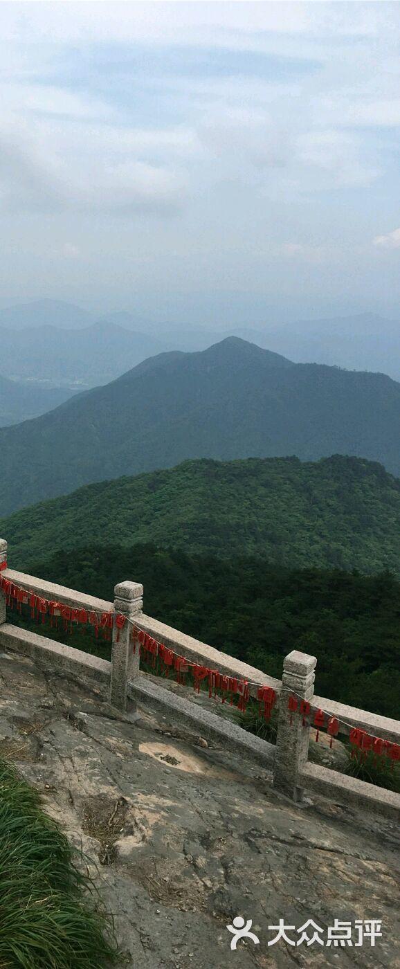 九华山风景区图片 - 第3张