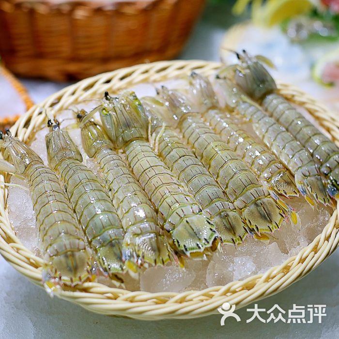 咕咚咕咚海鲜自选火锅皮皮虾图片-北京四川火锅-大众