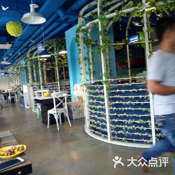 启东梦幻岛自助餐厅