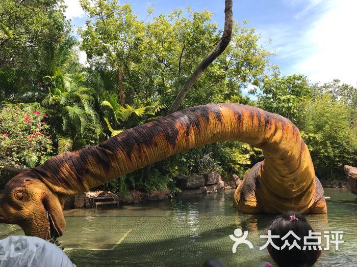 青岛恐龙探险乐园