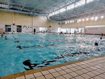東方綠舟游泳館