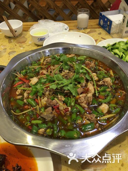 鸿鹤仔姜鲜锅兔(老店)--其他图片-自贡美食-大众点评网
