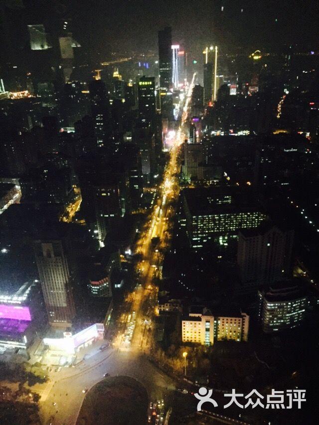 紫峰大厦观光层-图片-南京景点-大众点评网