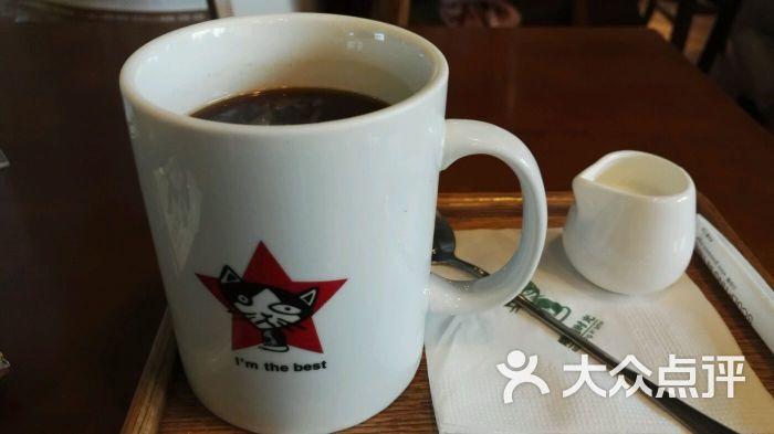 雕刻时光咖啡馆(欧美汇店)的点评