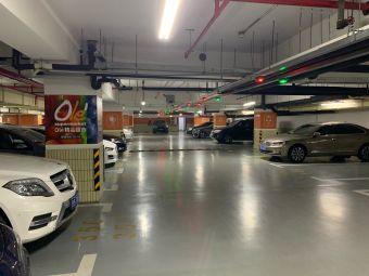 南豐城停車場