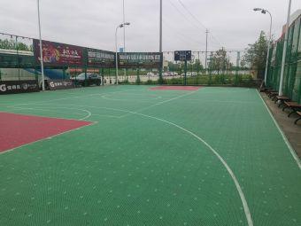 蜀昕体育城南主题篮球公园