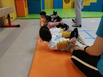 UPLUS伯格曼儿童运动成长中心(花园里店)