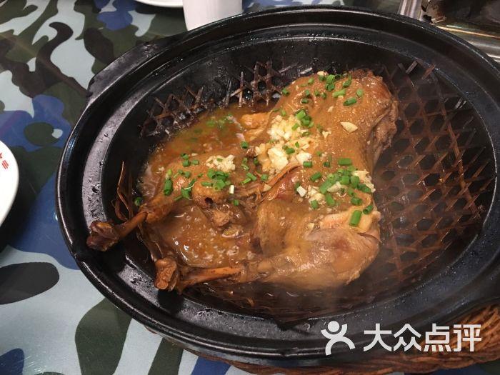炊事班餐厅军旅主题(步行街店)-图片-岳阳美食青岛中山路攻略美食图片