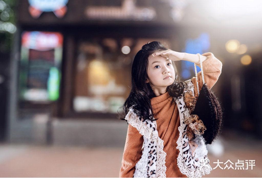 宝贝时代高端儿童摄影