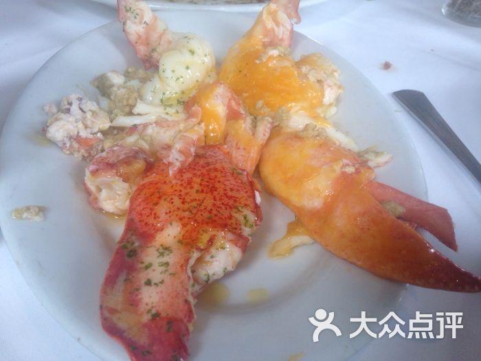 茹丝葵牛排馆-剥了壳的龙虾图片-虾C朗-大众点评