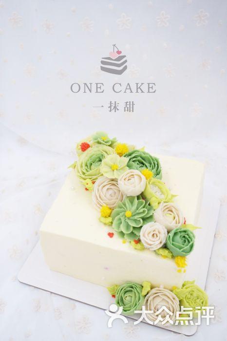 一抹甜家的创意蛋糕韩式裱花蛋糕图片 - 第10张