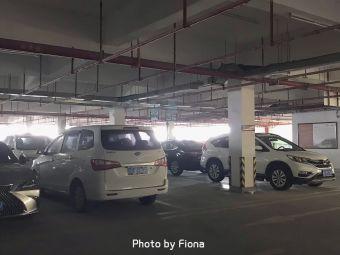 清水岩景区停车楼
