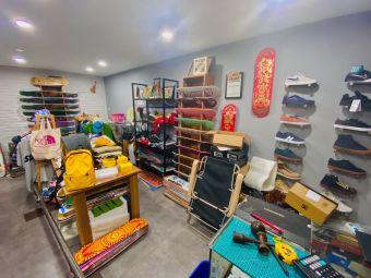 Backbone滑板店