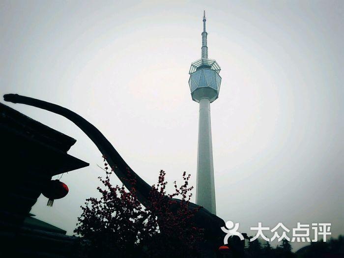 西部之光(陕西广播电视塔)图片 - 第1张