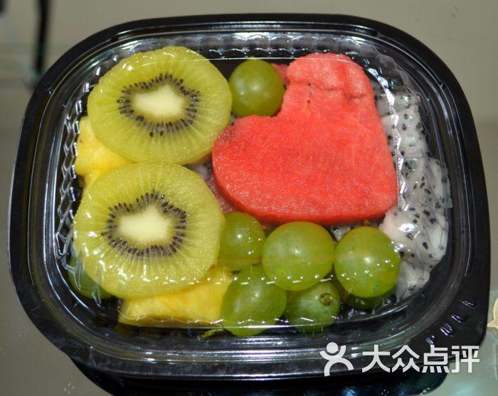 张斯基水果便当-水果便当-菜-水果便当图片-青岛美食