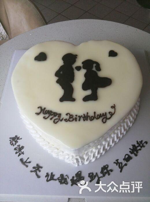 七月甜品剪影爱蛋糕图片-null面包甜点-大众点评网