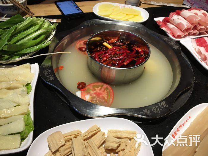 董家湾重庆老火锅(大港油田店)的点评