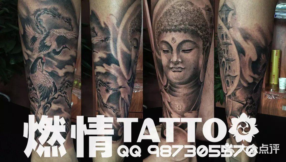 燃情tattoo纹身-图片-青岛丽人-大众点评网